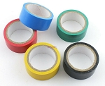 Coax Cable Line Wire Connector PVC Marking Tape 5-COLORS