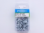 Philmore 10-110 Steel Hex Nuts #10-32 x 3/8