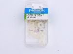Philmore 10-510 Nylon Hex Nuts 10-32 Nylon 15Pk (bin100)