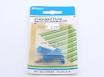 Philmore 28-1146 Stackable Plug 4mm-Solder Type/Blue-2PK (bin42)