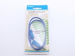 Philmore 28-5116-50 Stackable Test Lead 4mm Plugs/50CM Lead-Blue (bin40A)