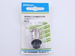Philmore 61-606 Mobile Connector 6 Pin Female-Keyed (bin107)