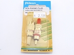 Philmore 70-135 RCA Phono Plug Shielded-Red/White (bin29)