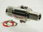 Radio WiFi Coax Gas Tube Lightning Arrestor Arrester Surge NM/NF 3 GHz - W5SWL