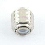 Center Coupler for RF Adapter Kits Teflon Gold Nickel
