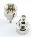 SMA Female Connector End for RF Adapter Kits Teflon Gold Nickel
