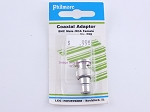 Philmore 955 Coaxial Adaptor BNC Male/RCA Female (bin105)