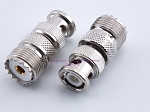 OPEK AT-7060 UHF Female to BNC Male Adapter - Sold by W5SWL