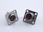 OPEK AT-7511 UHF Female 4 Hole Chassis Mount Connector - Sold by W5SWL