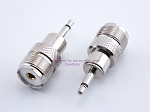 OPEK AT-7524 UHF Female to 3.5mm MONO Connector Adapter - Sold by W5SWL