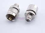 OPEK AT-7614 MINI-UHF Female to UHF Male Connector Adapter - Sold by W5SWL