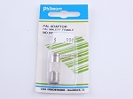 Philmore FP100 PAL Adaptor PAL Male/'F' Female (bin104)