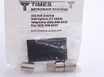 Times Microwave EZ-400-TM LMR-400 Series TNC Connector