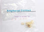 Amphenol Connex 132344 Gold RA SMA .250 Semi-Rigid 12.4 GHz