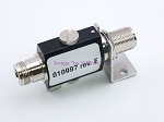 HF to 2.4 GHz or More Wireless Surge Lightning Arrester N Female