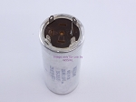 Mallory 1500 MFD 50VDC 159-20839-20 Aluminum Can Capacitor