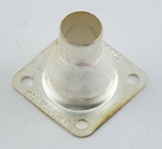 Amphenol FXR UG-106 4 Hole Flange Mount RF Hood for SO239