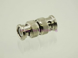 W5SWL Brand Premium Series BNC Male to BNC Male Coax Adapter Connector