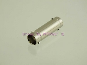 W5SWL Brand Premium Series BNC Female to BNC Female Coax Adapter Connector