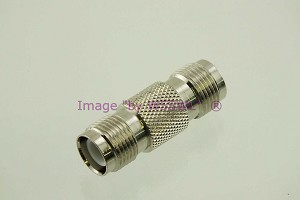 TNC Female to TNC Female Coupler Adapter Double Female - by W5SWL