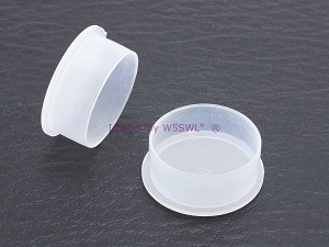 7/16 DIN Female Dust Cap - Easy protection for DIN Female - 2-PACK - by W5SWL