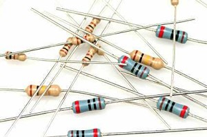1/2w Metal Film Resistor 390 Ohm