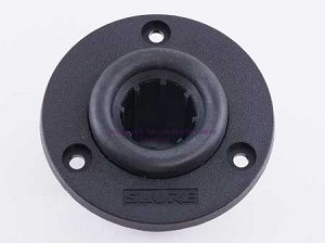 Shure A400SM Recessed Shock Mount Black